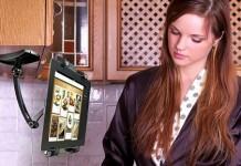 iPad Air 2, iPad Mini 3, iPad Mini 4 kitchen stand 2016