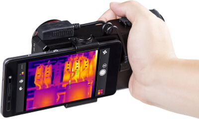 FOTRIC Adjustable Thermal Camera for iPhone
