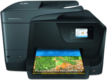 HP Instant Ink Wireless Printer