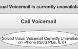 best solution How to fix Visual Voicemail currently unavailable on iPhone 6S plus, iOS 9, iOS 8, iOS 10