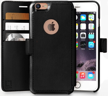 PU Leather Case for iPhone 6S