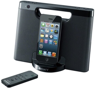 Sony iPod 6 Portable Docking Station
