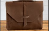 Valet Leather iPad Pro bag 12.9 inch