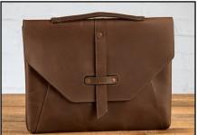 Valet Leather iPad Pro bag 12.9 inch