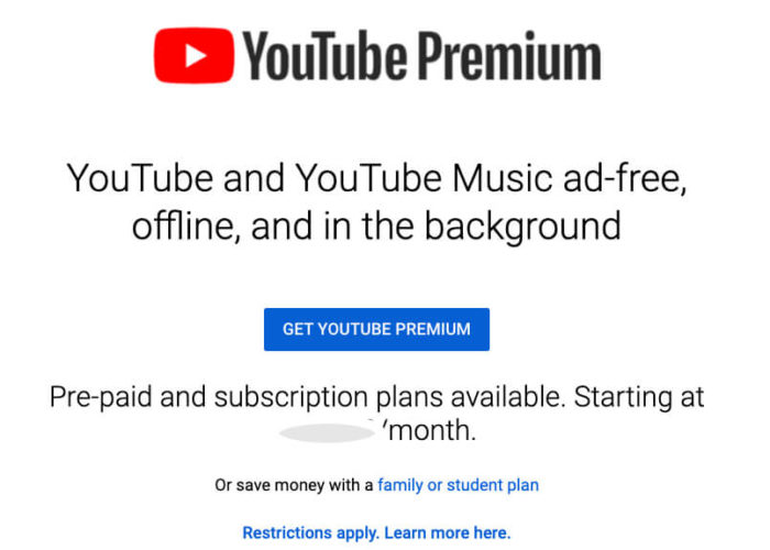 Youtube Add free and Offline, Play in background on iPhone, iPad, Android Mobile