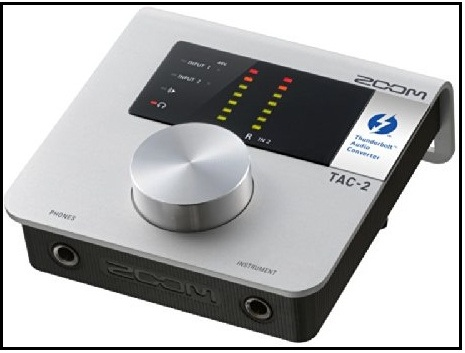 thunderbolt audio interface for Mac under 500 dollars
