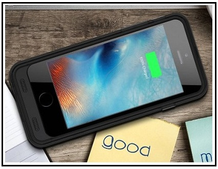 iPhone 6S/6 battery case 2016