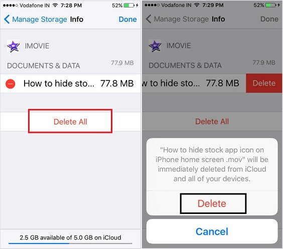 reduce storage on 16GB iPhone 6S iOS 9.3