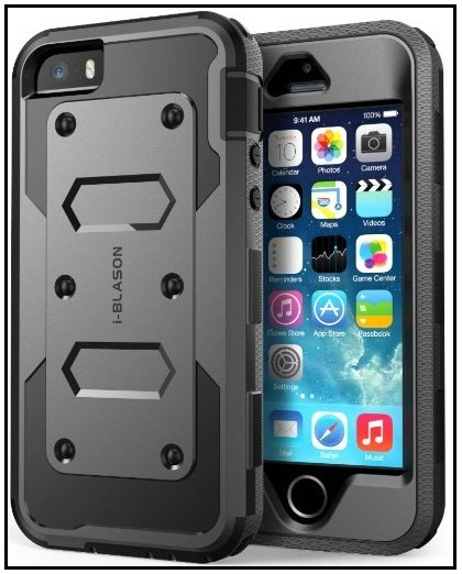 Armorbox heavy duty case for iPhone 5S