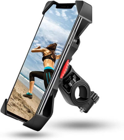 visnfa Quad Bike Lock Mount Kit for iPhone