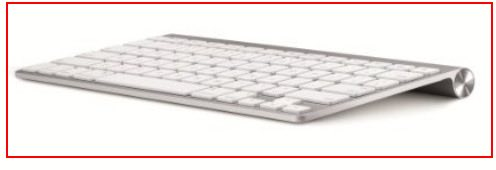 Bluetooth Apple Keyboard for Mac