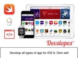 Reviews on Udemy iOS 9 app development course for iPhone, iPad