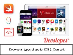 Udemy review on iOS 9 app development course for iPhone, iPad