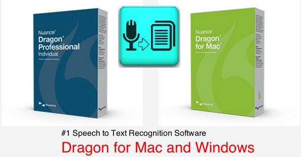 speech dictation software mac and windows compatible