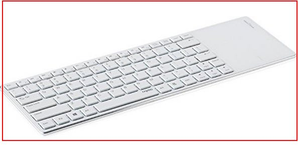 wireless keyboard for Mac, MacBook, iMac