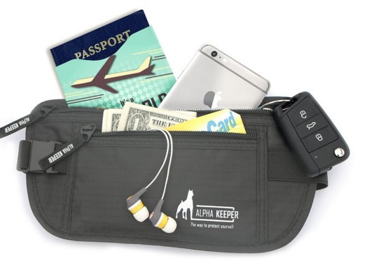 Alpha keeper iPhone 6 belt