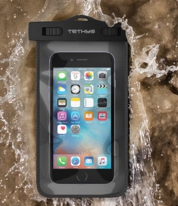 Durable iPhone 5se case for waterproof
