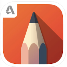 Autodesk SketchBook Drawing Apps for iPad and Apple Pencil