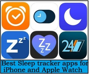 Best Sleep tracking apps for iPhone and Apple Watch