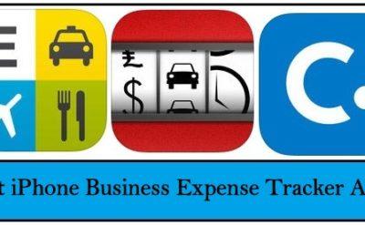 Best iPhone Business Expense Tracker app