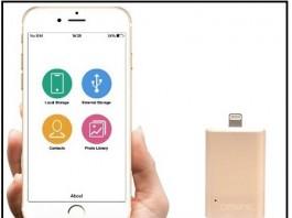 top Flash Drive for iPhone, iPad external storage