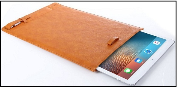 Best iPad Pro leather Sleeve Envelop case