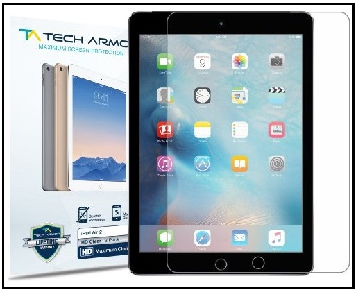 Best iPad Air 3 Tempered Glass Screen protector