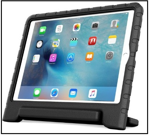 Best iPad Pro Case for kids: Kids friendly