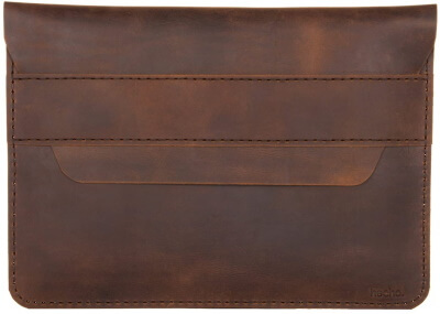 hecho leather sleeve for iPad Pro