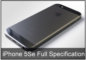 iPhone SE Specifications: Full Phone features (latest)