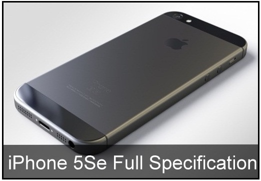 full iPhone SE Specifications price Apple 4-inch march 2016