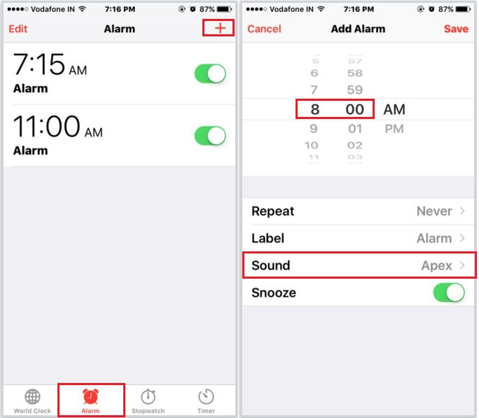 Alarm Clock App For Iphone
