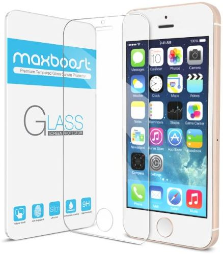 best iPhone SE screen Protector by MacBoost