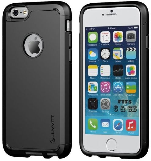 Hard bumper case for iPhone 6