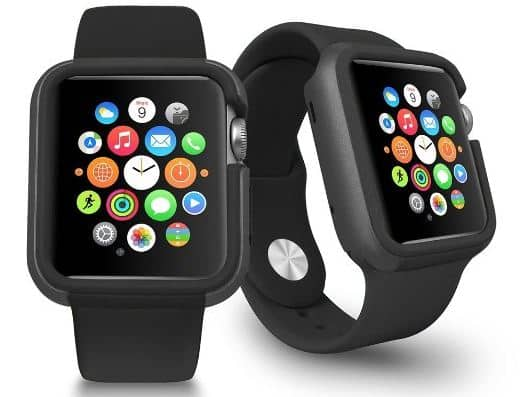 Best apple watch bumper cases with rubber protection