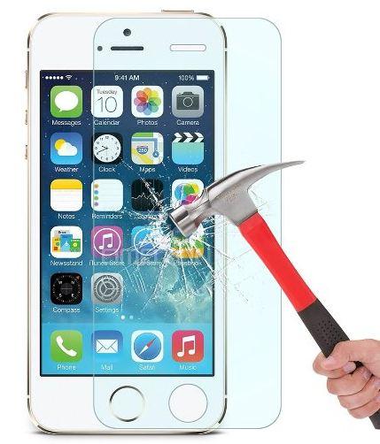 OMOTON iPhone SE anti glare screen protector