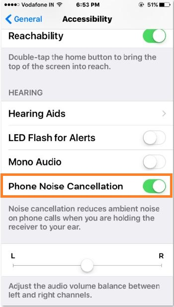 iPhone SE low volume setting fixed