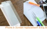 iPhone 6 screen replacement kits and tools with guide, iPhone 6 Plus