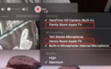 Record Apple TV 4 video or audio