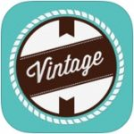 2 Vintage Design Logo Maker for iPhone