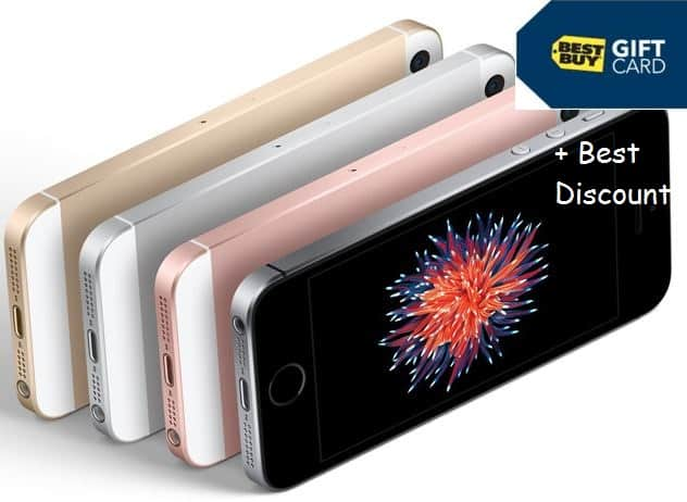 Best Offer iPhone SE and iPad pro in big discount