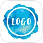 3 Watercolor Logo Maker iOS app