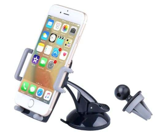 Car mount holder stand for dashboard