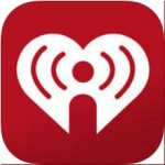 iHeart radio app for iPhone