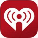 iHeart radio app for iPhone