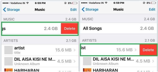 How to delete songs from iPhone, iPad and iPod Touch
