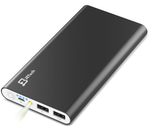 External Power bank by jetech