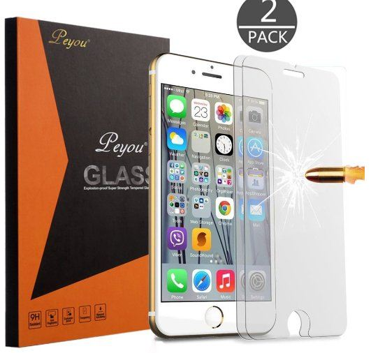Mate screen protector for iPhone SE