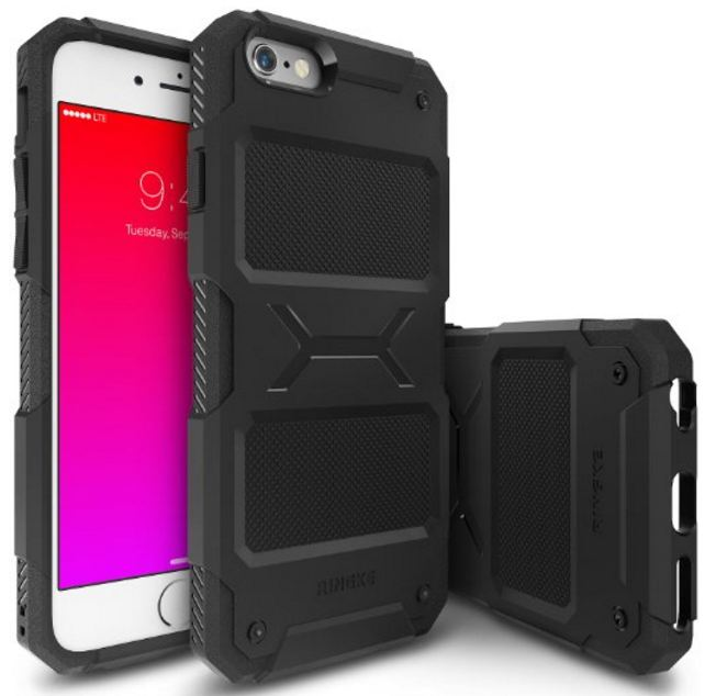 Sports black iPhone SE covers