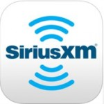 SiriusXm radio app for iPhone
